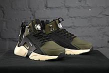 Зимние Мужские Кроссовки Nike Huarache Winter Acronym