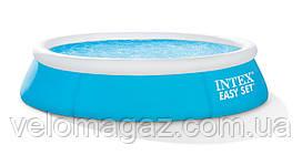 Семейный наливной бассейн 183*51см,  Intex 28101, объем 886 л