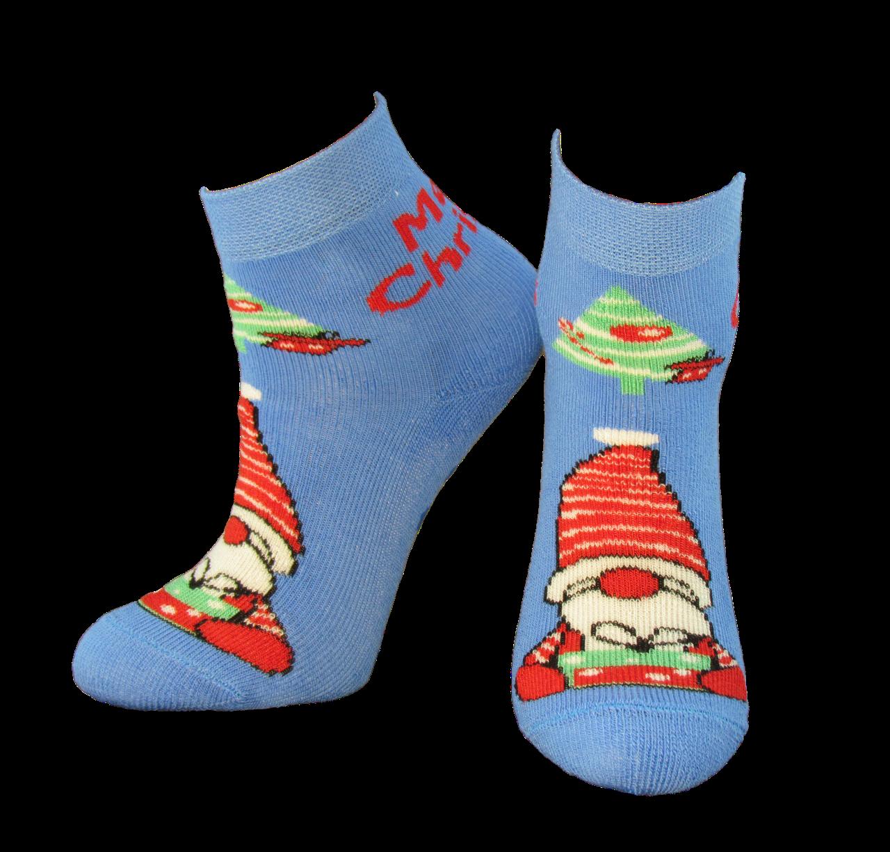 Шкарпетки дитячі АфРика 3104м 1058 блакитний