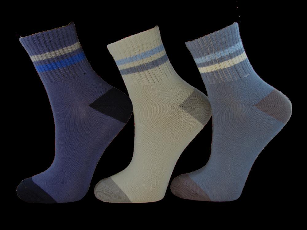 Шкарпетки дитячі Олмі 4311 004 асорті