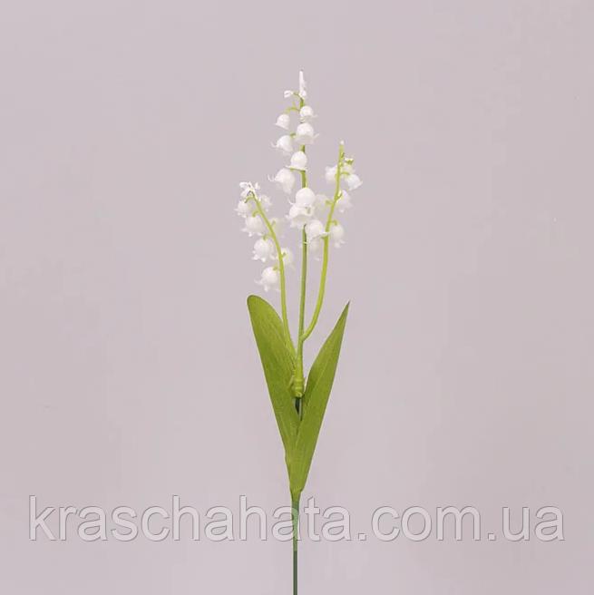 Конвалія, Н35 см, Штучний квітка, Дніпро