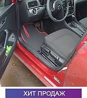 ЄВА килимки на Volkswagen Passat B7 '10-14 USA. Килими EVA Фольксваген Пасат Б5 США Фольцваген