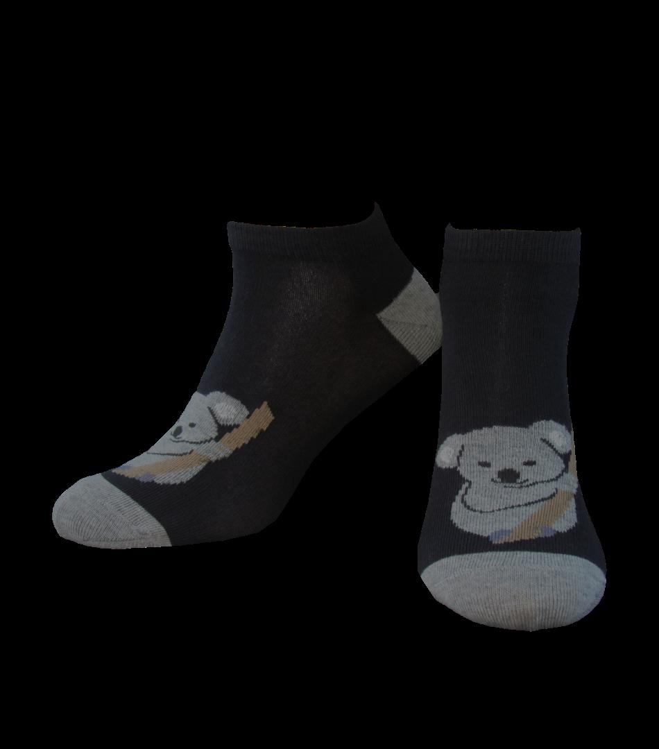 Носки женские Легкая Хода 5415 черный