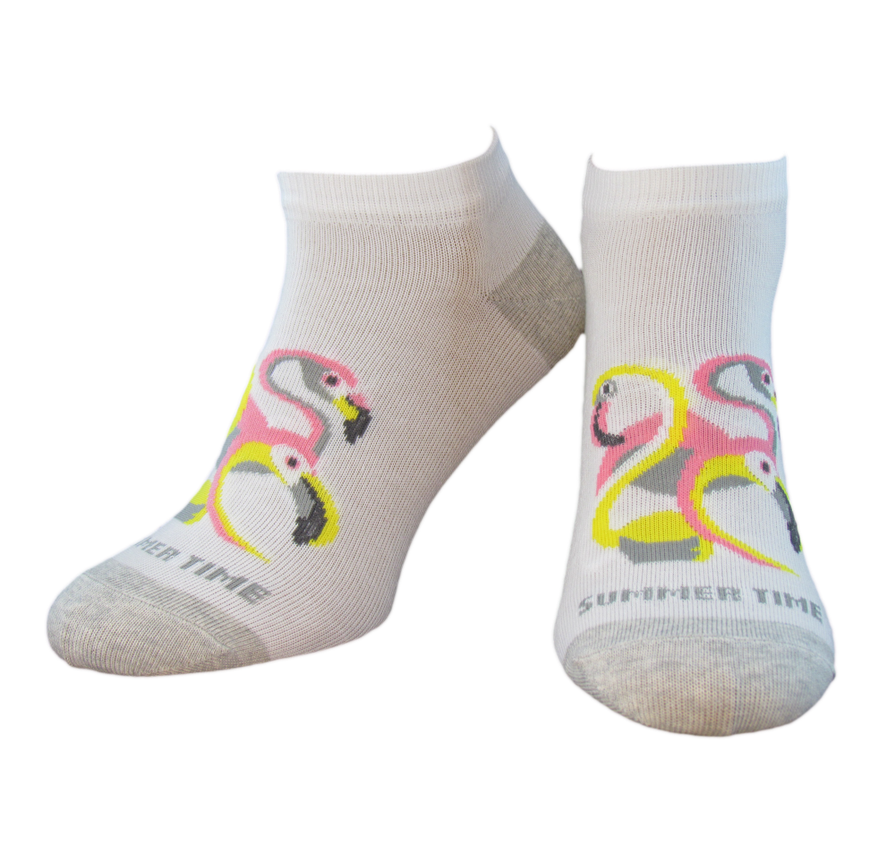Шкарпетки жіночі Легка Хода 5433 білий