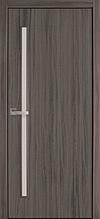 Глория - Дуб Атлант (60, 70, 80, 90см). Коллекция Квадра. Межкомнатные двери МДФ Новый Стиль