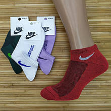 Шкарпетки жіночі з сіткою короткі SPORT N Туреччина, р. 36-41, кольорове асорті, 20014247