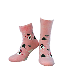 Шкарпетки жіночі Лонкаме 1523 006 рожевий
