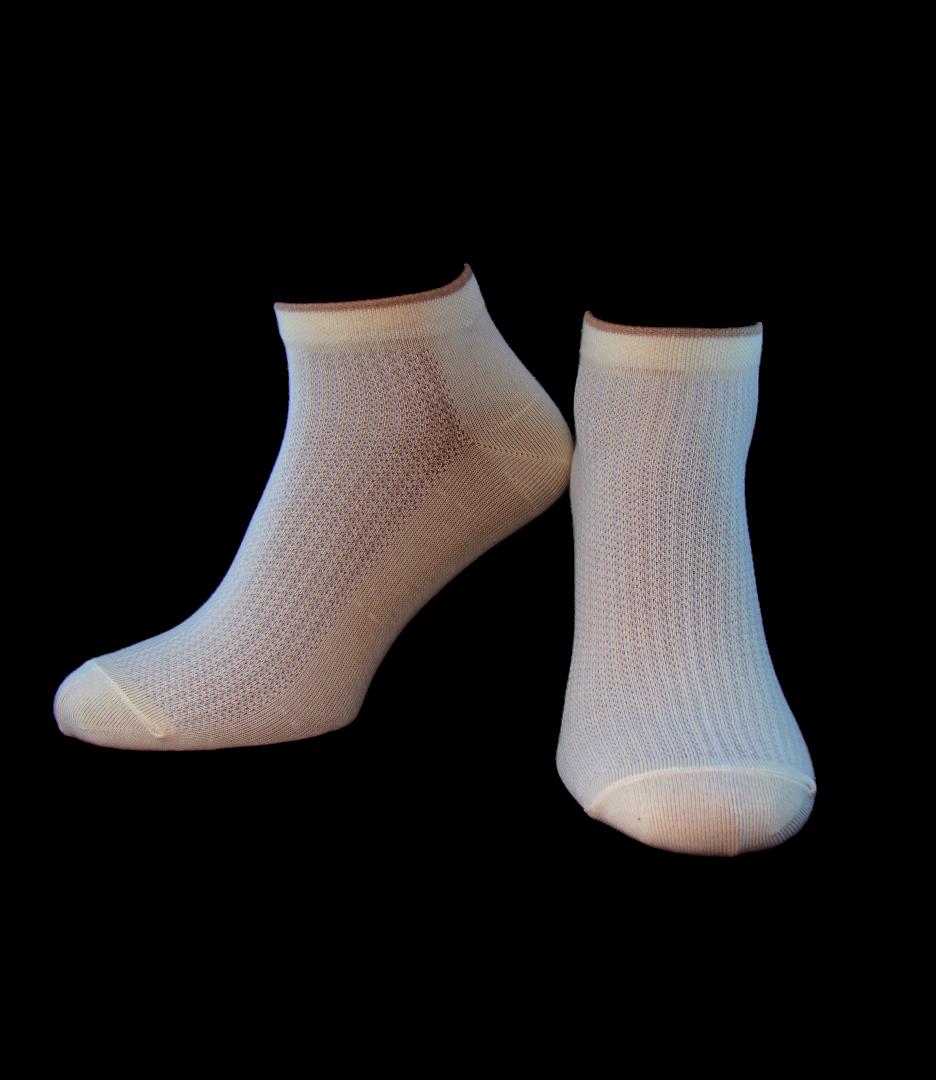 Шкарпетки жіночі Дюна 338 молочний