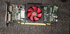 Видеокарта низкопрофильная ATI Radeon HD7470 1GB  б/у