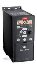 Частотный преобразователь Danfoss VLT  Micro Drive FC 51 132F0030 - 7,5 кВт (Uвх. 3*380В, 50 Гц)