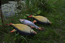 Подушки игрушки Рыбы антистресс