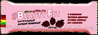 Низкоуглеводный мармелад Beauty.Fit Клубника (50 грамм)