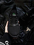 Стильні кросівки LACOSTE Total Black, фото 3