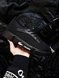Стильні кросівки LACOSTE Total Black, фото 5