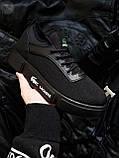 Стильні кросівки LACOSTE Total Black, фото 6