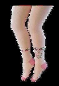 Колготки детские Дюна 4410 светло-розовый