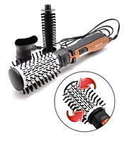 Многофункциональный фен-стайлер для волос 3 в 1 Gemei GM 4828