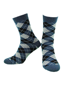 Шкарпетки жіночі Дюна 300 джинс