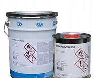 Двухкомпонентный эпоксидный грунт SIGMACOVER 350/350LT