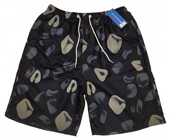 Мужские пляжные шорты CASTOM 13107 3XL синий