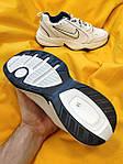 Мужские кроссовки Nike Air Monarch IV (белые) D81 спортивная легкая обувь для парней, фото 8