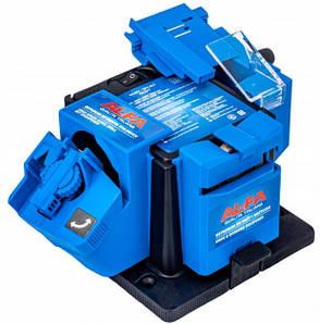 Многоцелевой заточной станок, блок заточки режущего инструмента с регулируемым держателем AL-FA TC 150 W
