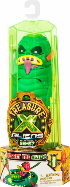 """Іграшковий набір """"Treasure X"""" Alien (41542)"""