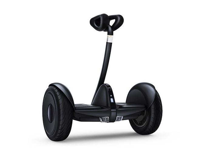 Гироскутер мини-сигвей Mini Robot 10.5 Черный