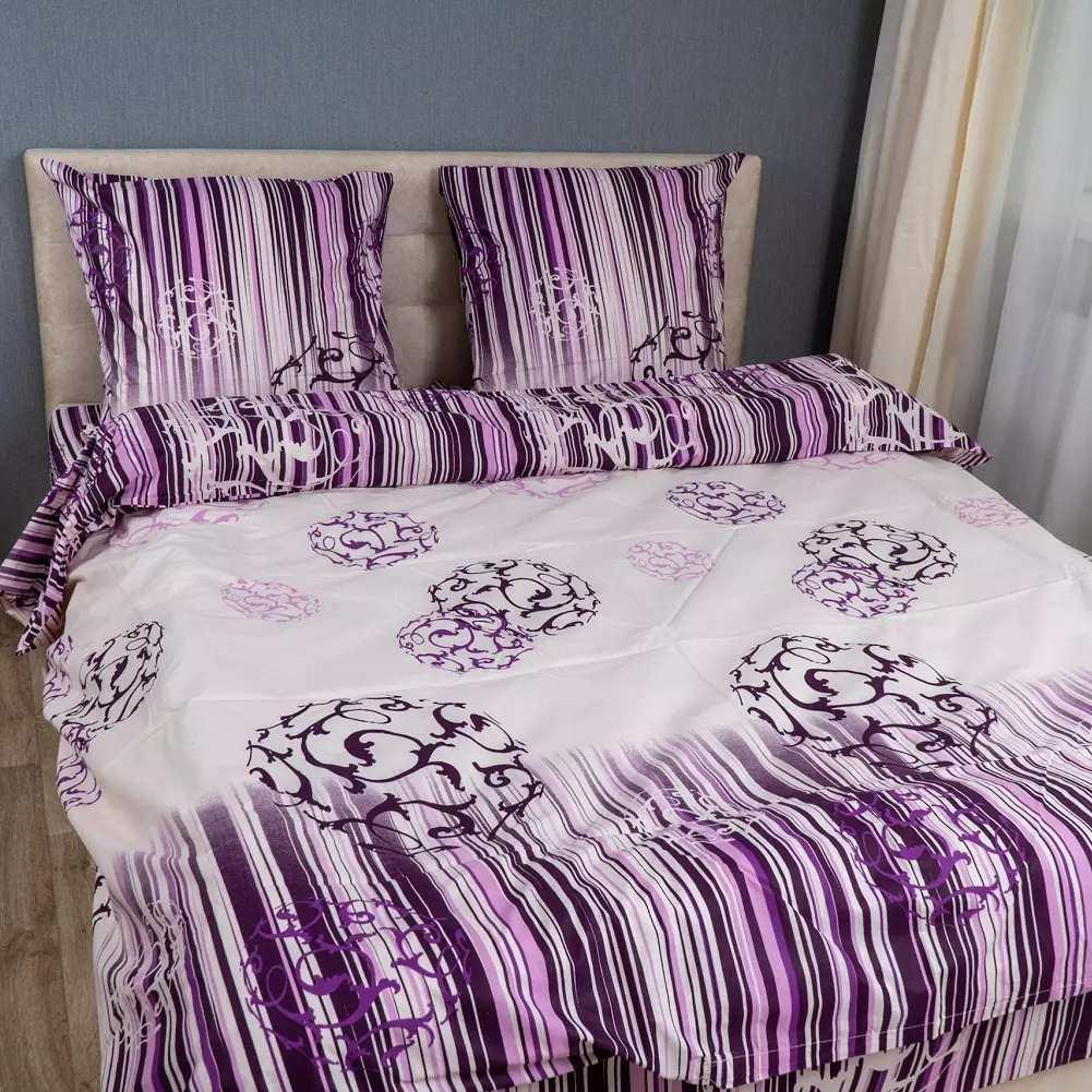 """Комплект постельного белья Malva """"001-витки"""""""