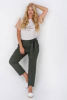 Прямі брюки великих розмірів