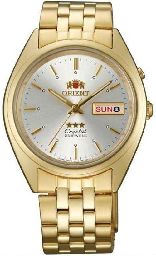 Часы ORIENT 3 STARS  FEM0401JW9