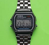 Часы Электронные аналог Retro silver