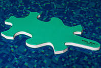 "Доска для плавания ""Крокодил"" 55*29*2,5 см, фото 1"