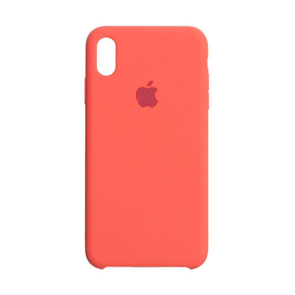 Чехол для  Iphone X Xs  Original copy /  Красный