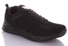 Кроссовки Bonote р.50 чёрные текстиль сетка