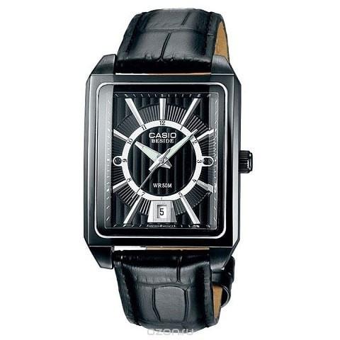 Часы Casio Classik BEM-120BL-1AVDF