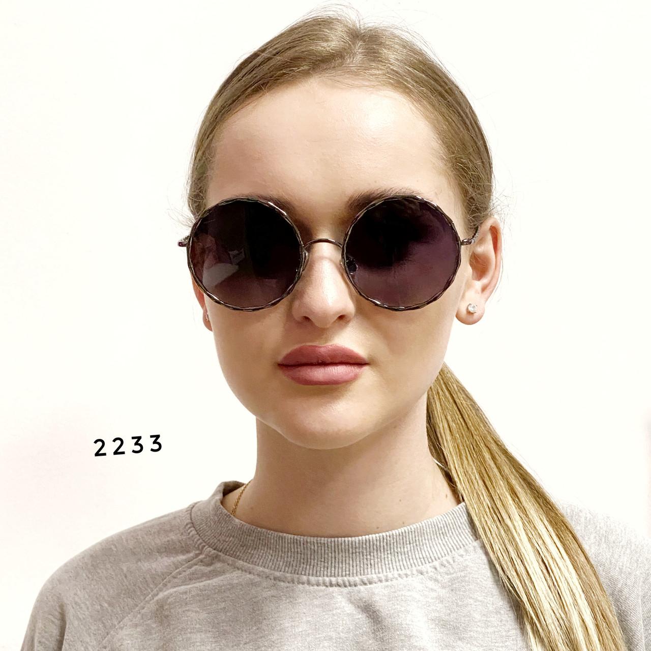 Чорні окуляри від сонця