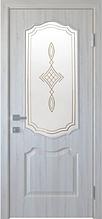 Овал Р1, Ясень NEW (60, 70, 80, 90см). Коллекция Фортис DeLuxe. Межкомнатные двери Новый Стиль