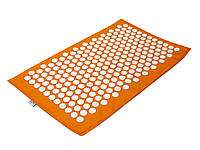Килимок масажно-акупунктурних RELAX Standart 70 х 40 см помаранчевий