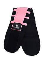 Пояс-корсет для підтримки спини ONHILLSPORT ( Рожевий), фото 1