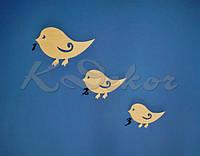 Птичка №2 заготовка для декупажа  и декора