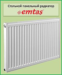 Стальной радиатор  Emtas 11k 500*1000 б.п.