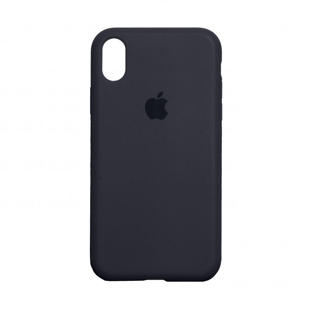 Чехол для  Iphone Xr Original copy / Черный