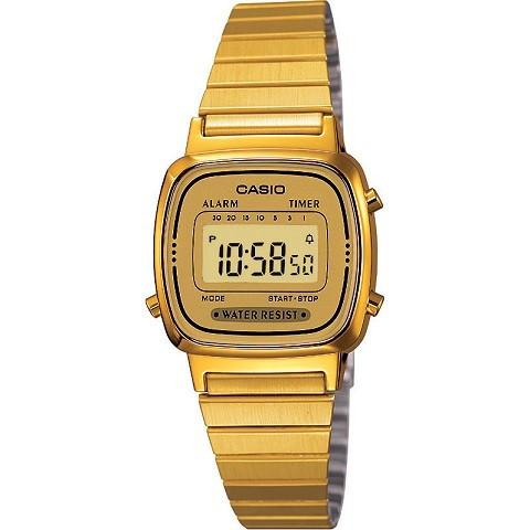 Годинник Casio Classik LA670WGA-9DF