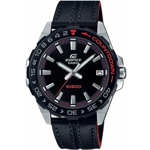 Годинник Casio Edifice EFV-120BL-1AVUEF
