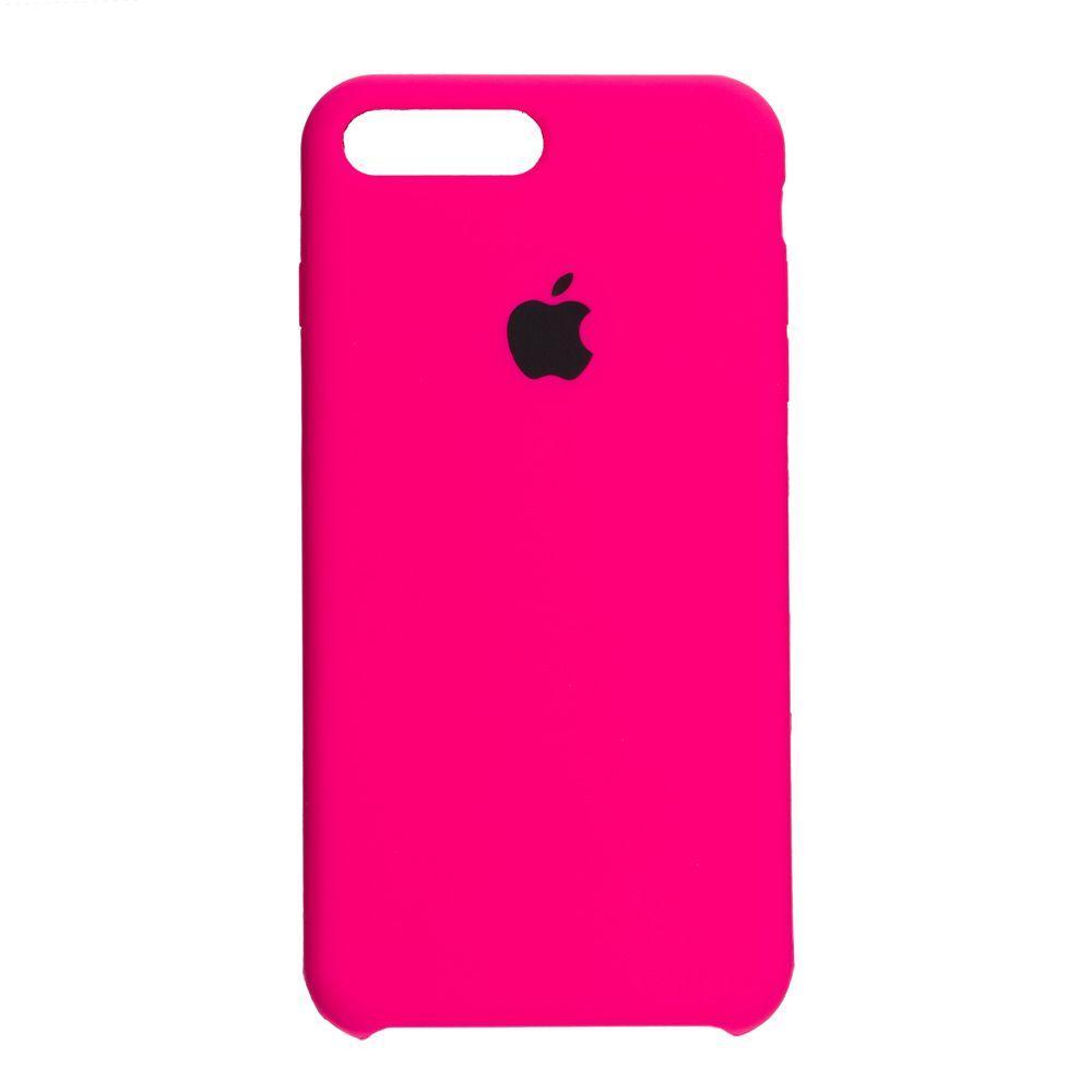 Чохол для  Iphone 7 8 Plus Original copy / Рожевий
