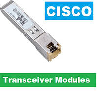 Трансивери Cisco Transceiver Modules