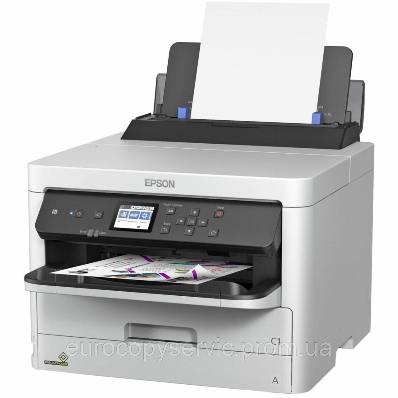 Принтер Epson WorkForce Pro WF-C5290DW (220V ) WF-C5290DW (C11CG05401)