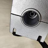 Насадка культиватор-сапка для бензокоси 26 і 28 мм штанга (вал 7 і 9 шліців) на підшипниках, фото 7