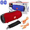 Bluetooth-колонка SPS UBL TG118, c функцией speakerphone, радио, red